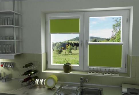 PCV okna