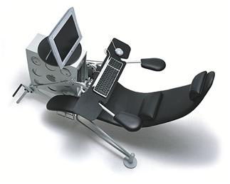 Krzesło Do Komputera Wnętrza